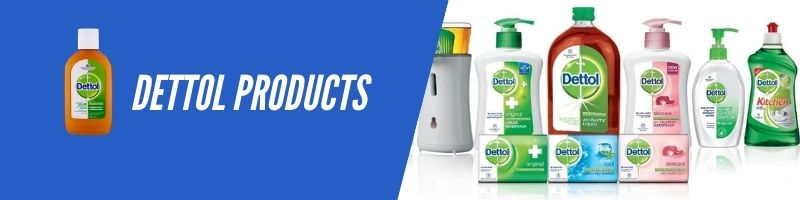 Buy Dettol Products online